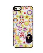 Чехол A Bathing Ape Go Ape Stars для iPhone 5