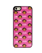 Чехол A Bathing Ape Love Kobbe Pink для iPhone 5