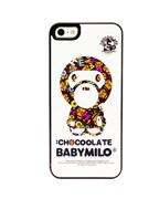 Чехол A Bathing Ape Chocoolate Ape для iPhone 5
