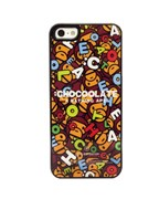 Чехол A Bathing Ape Chocoolate Collage для iPhone 5