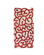 Чехол Red Vines Flower Case для iPhone 5