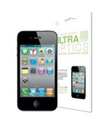 Матовая защитная пленка SGP Ultra Optics для iPhone 4/4S, перед+зад