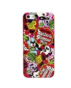 Чехол Cartoon Heroes Hysteric Glamour для iPhone 5