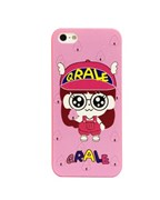 Чехол Cartoon Heroes Arale для iPhone 5
