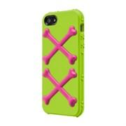 Чехол SwitchEasy Bones Green/Pink Зеленый/Розовый для iPhone 5