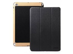 Чехол книжка Gissar Cover Case Black для iPad Mini