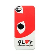 Чехол накладка Play Comme Des Gargons Big Heart для iPhone 5