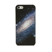 Чехол накладка Cosmos Dark Blue для iPhone 5