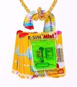 R-sim Mini для разблокировки iPhone 4s 5 5с 5s