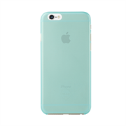 Чехол Ozaki O!coat 0.3 Jelly для Apple iPhone 6 (Бирюзовый/Cyan)