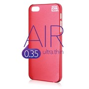 Чехол-накладка Artske iPhone 5/5S Air Soft case