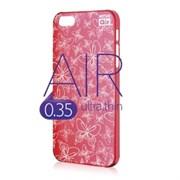 Чехол-накладка Artske iPhone SE/5/5S Air case