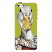 Чехол-накладка Artske iPhone 5/5S Uniq case Goose