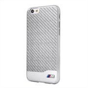 Чехол-накладка BMW для iPhone 6/6s M-Collection Hard Aluminium&Carbon