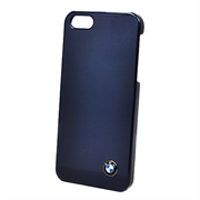 Чехол-накладка BMW для iPhone SE/5/5S Signature Hard Shiny Blue