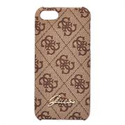 Чехол-накладка для iPhone SE/5/5S Guess 4G