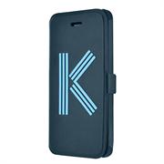 Чехол-книжка для iPhone SE/5/5S Kenzo Big K