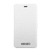 Чехол-книжка для iPhone SE/5/5S Kenzo Croco