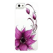 Чехол-накладка для iPhone SE/5/5S iCover Flower