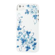 Чехол-накладка для iPhone SE/5/5S iCover Sweet Rose