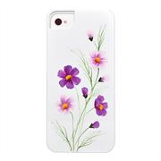 Чехол-накладка для iPhone SE/5/5S iCover Wild Flower