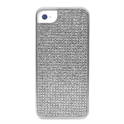 Чехол-накладка для iPhone SE/5/5S iCover Combi Crystal