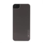 Чехол-накладка для iPhone SE/5/5S iCover Hairline зеркальный
