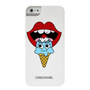 Чехол-накладка для iPhone SE/5/5S iCover Craig&Karl Design7