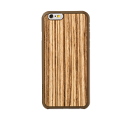 Оригинальный чехол-накладка Ozaki O!Coat 0.3 + Wood для iPhone 6/6s