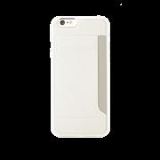Оригинальный чехол-накладка Ozaki + Pocket для iPhone 6/6s с дополнительным отделением