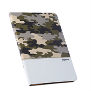 Чехол-книжка Remax Aimer Series Military Design для Apple iPad Air 2