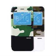 Чехол-книжка Remax Aimer Series Military Design для iPhone 6/6s