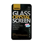 Защитное стекло для iPhone SE/5/5c/5s REMAX Magic Tempered Glass Screen Protectors 0.2mm 2.5D (Металл. упаковка)