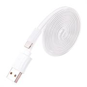 Кабель для iPhone/iPad HOCO Apple Two Side Jelly Cable 120см