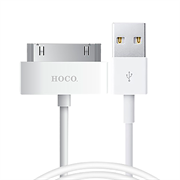 Кабель для iPhone/ iPad HOCO 30pin-USB Data Cable 120cм