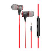 Наушники-вкладыши HOCO Wire Earphone, гарнитура+управление