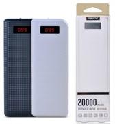 Внешний аккумулятор REMAX/PRODA Power Box 20000 mAh
