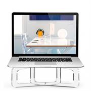 Подставка Twelve South Ghost Stand для Apple MacBook, пластиковая