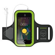 Спортивный чехол Ozaki O!Ffitness Armband на руку для iPhone SE/5/5S/5C/6из нейлона
