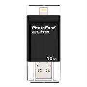 Флеш-накопитель память PhotoFast i-Flashdrive EVO Plus, 16GB