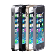 Защитный бампер Just Mobile AluFrame Aluminium Bumper для IPhone 5/5s