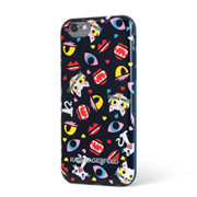 Чехол-накладка Karl Lagerfeld для iPhone 6 Monster Choupette Hard