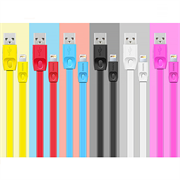 Кабель REMAX Lightning-USB Full speed Cables Series для iPhone/ iPad 150cм прорезиненный