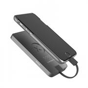 Внешний аккумулятор iHave X-series Magnetic Smart Power Bank 5000mAh + чехол-накладка для iPhone 6/6S