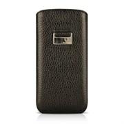 Чехол-карман Beyzacases Retro Strap для iPhone SE/5/5s