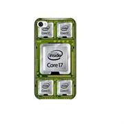 Чехол-накладка Artske для iPhone 4/4S CPU