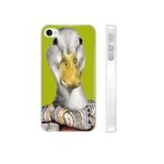 Чехол-накладка Artske для iPhone 4/4S Goose