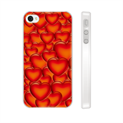 Чехол-накладка Artske для iPhone 4/4S Hearts