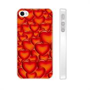 Чехол-накладка Artske для iPhone 4/4S Hearts