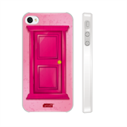 Чехол-накладка Artske для iPhone 4/4S Pink Door